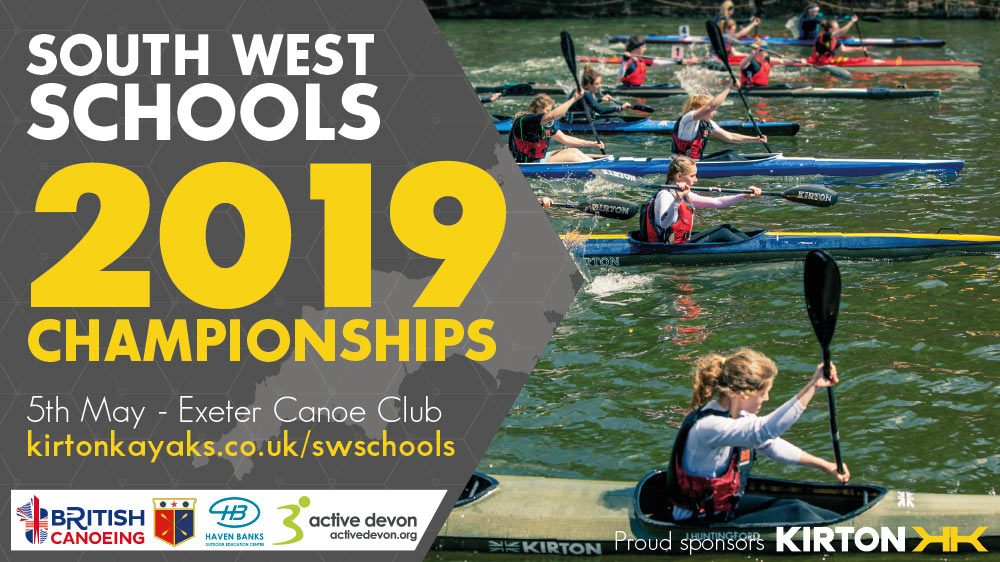 South West Schools Kayak championships