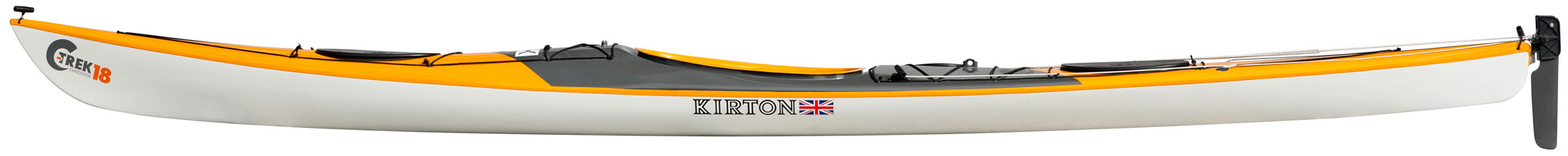 C-trek 18 side sea single kayak